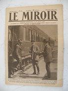 Le Miroir Guerre 1914/1918>Journal N°232 > 5.5.1918 >Les Italiens Sur Le Front Français,Front Belge,Bataille De La Somme - War 1914-18