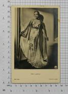 IDA LUPINO - Vintage PHOTO POSTCARD (AT-118) - Actors