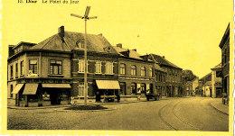 AH 541 / C P A -   BELGIQUE-  DOUR  LE POINT DU JOUR - Dour