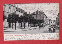 Sarreguemines / Saargemünd / Landgerichtsplatz - Sarreguemines