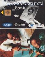 TARJETA TELEFONICA DE NAMIBIA. (271) - Namibia