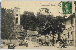 78 ST GERMAIN EN LAYE LE PECQ BARBU RESTAURANT - St. Germain En Laye