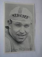 Ciclismo , Cyclisme. Photo Série Belgian Chewing Gum MARTIN VAN GENEUGDEN - Photography