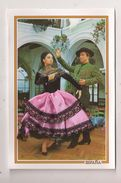 ESPANA Belle Carte - Embroidered