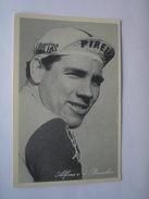 Ciclismo , Cyclisme. Photo Série Belgian Chewing Gum ALFONS VAN DEN BRANDE - Photography