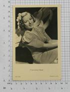 FRANCISKA GAAL - Vintage PHOTO POSTCARD (AT-150) - Acteurs