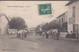 40-PORT-DE-LANNE-Le Port...1910  Animé - France