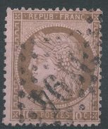 Lot N°37823   N°54, Oblit GC 3194 Romorantin Loir-et-Cher (40), Ind 3 - 1871-1875 Cérès