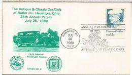 USA HAMILTON CLASSIC CAR COCHE AUTOMOVIL - Autos