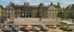 Renault R20 4L Citroen GS Dyane Acadiane Ford Capri Granada I & II Audi 100 Mercedes W114 - Turismo
