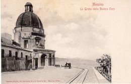 Messina - La Grotta Della Riviera Faro - - Messina