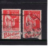 N° 283--Type III -- PUB  BLEDINE - Advertising