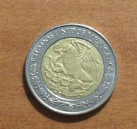 1998 - Mexique - Mexico - 1 PESO Mo, KM 603 - Mexique