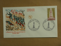 FDC  06/05/1978   Notre Dame De Lorette - FDC