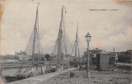 ISIGNY SUR MER - Le Port - France