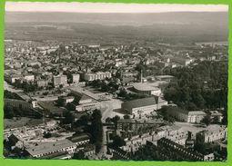 Karlsruhe / Baden Luftaufnahme Echte Photographie - Karlsruhe