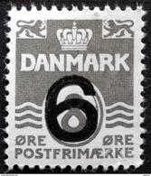 Denmark 1940   MiNr.254 II  MNH (**)  (lot  C 148 ) - 1913-47 (Christian X)