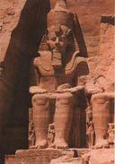 Le Temple D'Abou Simbel - Abu Simbel