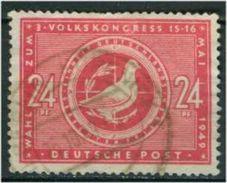 SBZ Mi 232 A Gest  K1-943 - Zone Soviétique