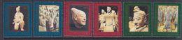 UNO NY, Geneva, Vienna 1997 Terracotta Warriors 3x2v** Mnh (36903F) - Gezamelijke Uitgaven New York/Genève/Wenen