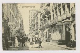 BLANKENBERGHE : Rue De L'Eglise, 1922 (f7183) - Blankenberge