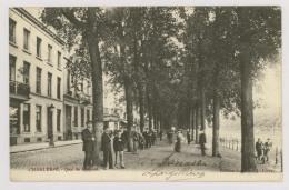 CHARLEROI : Quai Du Brabant, 1905 - Animée (f7403) - Charleroi