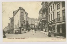 CHARLEROI : Pied De La Montagne, 1904 - Magasin De Graines À La Montagne (f7416) - Charleroi