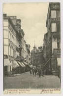 CHARLEROI : Rue Du Collège, 1904 (f7419) - Charleroi
