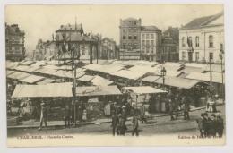 CHARLEROI : Place Du Centre - Marché (f7424) - Charleroi