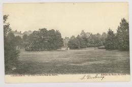 CHARLEROI : Le Parc, Vu De La Rue Du Ravin (f7428) - Charleroi