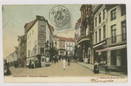 CHARLEROI : Pied De La Montagne, 1906 - Magasin De Graines Pour Jardins, Prairies... - Colorisée (f7435) - Charleroi