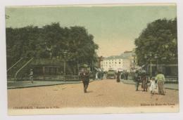 CHARLEROI : Entrée De La Ville, 1905 - Hôtel De L'Europe - Colorisée (f7439) - Charleroi