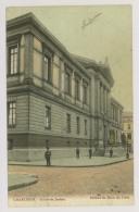 CHARLEROI : Palais De Justice, 1908 - Colorisée (f7451) - Charleroi