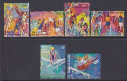 UNO NY, Geneva, Vienna 1996 Olympic Games 3x2v ** Mnh (36903) - Gezamelijke Uitgaven New York/Genève/Wenen
