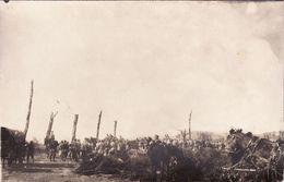 CP Photo Mai 1918 Chemin Des Dames - Prisonniers (A180, Ww1, Wk 1) - France