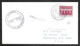 1986 German Seapost Antarctica, M.V. Icebird - Stamps