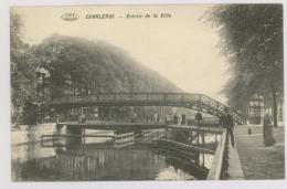 CHARLEROI : Entrée De La Ville (f7518) - Charleroi