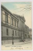 CHARLEROI : Le Palais De Justice, 1905 - Colorisée (f7529) - Charleroi