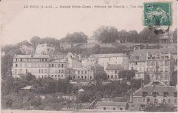 Yvelines  : LE  PECQ  :  Maison  Notre  Dame , Pension  De  Famille - Le Pecq