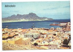 CPSM Mindelo Vista Parcial S Vicente  Cabo Verde - Cap Vert