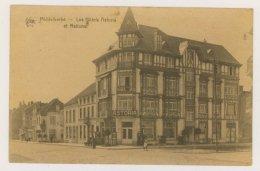 MIDDELKERKE : Les Hôtels Astoria Et National (f7738) - Middelkerke