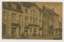 MIDDELKERKE : Hôtel Du Casino - Café Royal, Bijouterie-Horlogerie, Crêmerie-Epicerie Bruxelloise (f7741) - Middelkerke