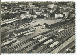 DIJON - Vue Aérienne - La Gare Dijon-Ville - Dijon