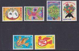 UNO 1996 NY, Geneva, Vienna Peace 3x2v ** Mnh (36903H) - Gezamelijke Uitgaven New York/Genève/Wenen