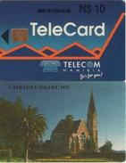 TARJETA TELEFONICA DE NAMIBIA. (270). - Namibia