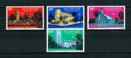 St. Vicente (Británico)  Nº Yvert  454/7  En Nuevo - St.Vincent (...-1979)