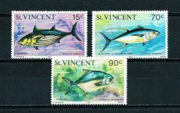 St. Vicente (Británico)  Nº Yvert  451/3  En Nuevo - St.Vincent (...-1979)