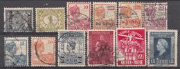 Indes Néerlandaises   NVPH Nr: Diverse Collectie   Oblitèré / Used / Gebruikt - Niederländisch-Indien