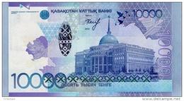 KAZAKHSTAN P. 43b 10000 T 2012 UNC - Kazachstan