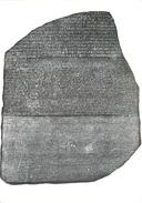 CPSM Londres-British Museum-La Pierre De Rosette    L2374 - Peintures & Tableaux